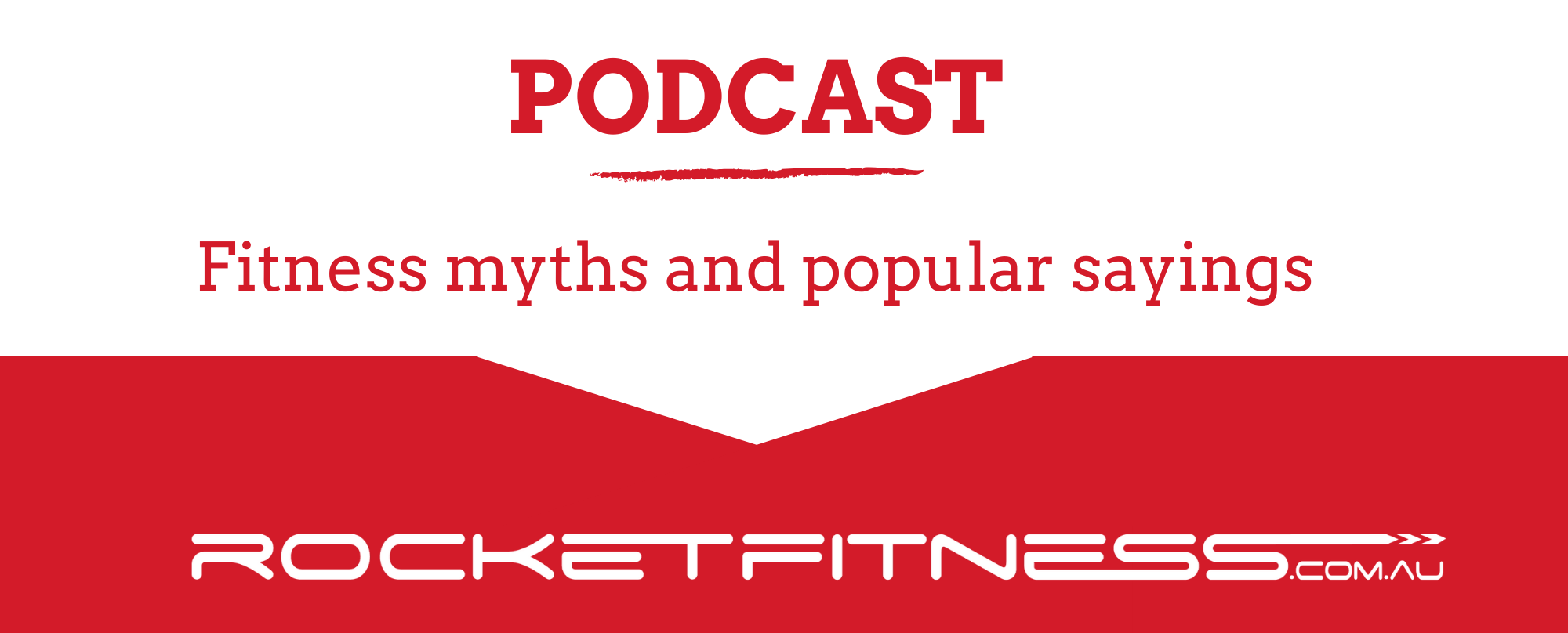 Fitness myths and popular sayings